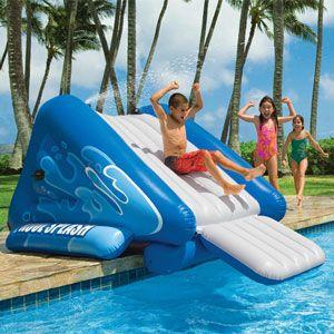 Pool slide 3