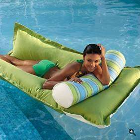 The ultimate pool lounge floaties north bay water for Motorized lounge chair pool float